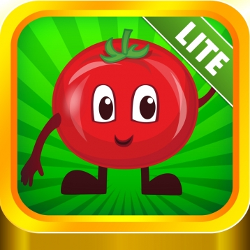 First Words for Toddlers 4: Veggies Lite