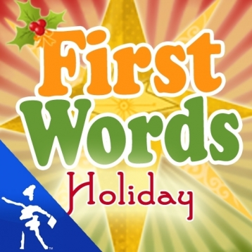 First Words Holiday Edition by StoryBoy