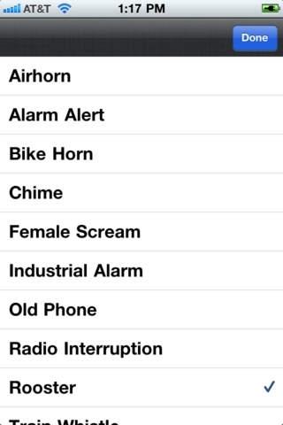 Fit Alarm
