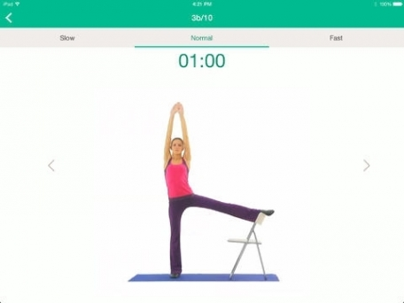 Fitness for women: workouts and exercises by Sport.com