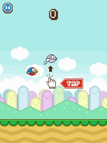 Flappy Wings - FREE