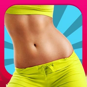 Flat Stomach & Abdomen Workout FREE - Ab Exercises for Ladies