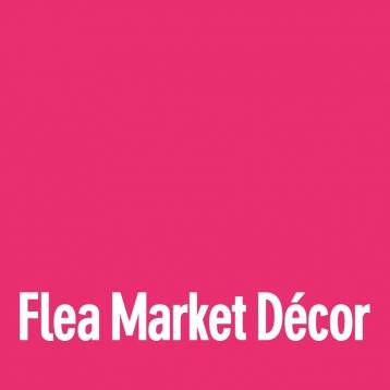 Flea Market Décor- The #1 Source for Bargain Decorating Ideas.