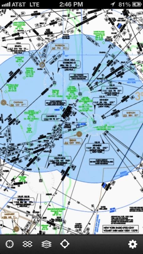 Flightwise Chart Explorer