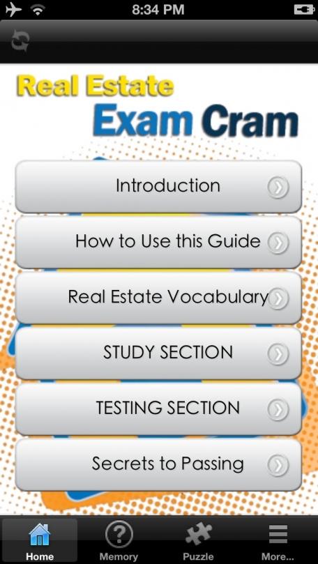 Florida Real Estate Sales Associate Exam Cram and License Prep Study Guide