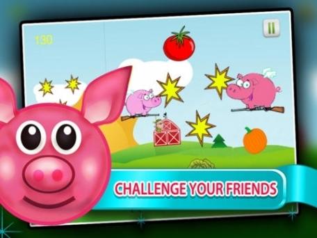 Flying Piggy - Hero of the Village