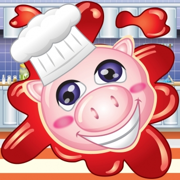 Flying Pigs in the Kitchen  Free