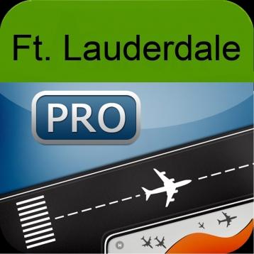 Fort Lauderdale Hollywood Airport - Flight Tracker Premium