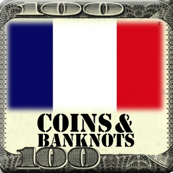 France Coins and Banknotes