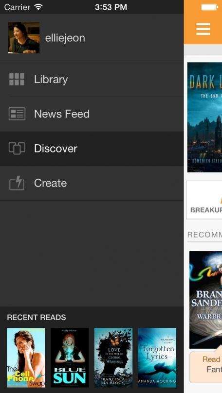 free book apps like wattpad