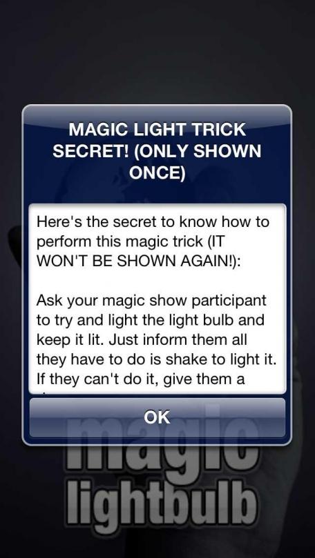 FREE Magician Magic Trick