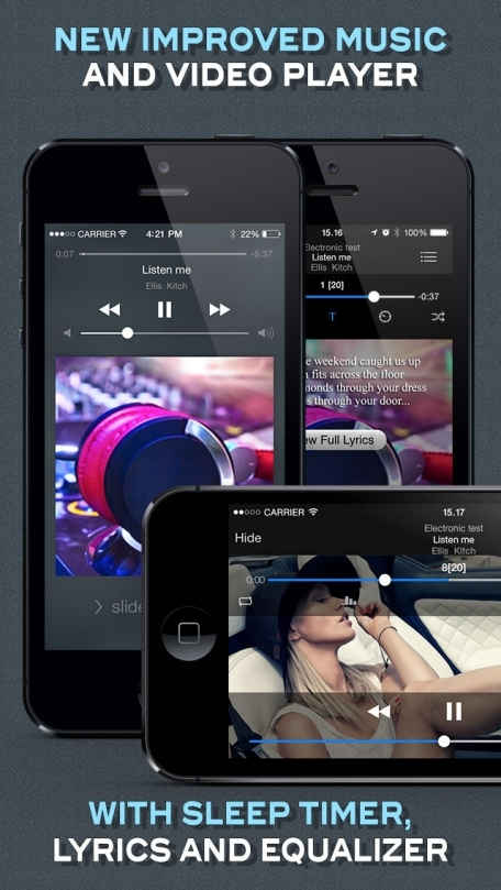 Free Music Download Pro - Downloader and Player