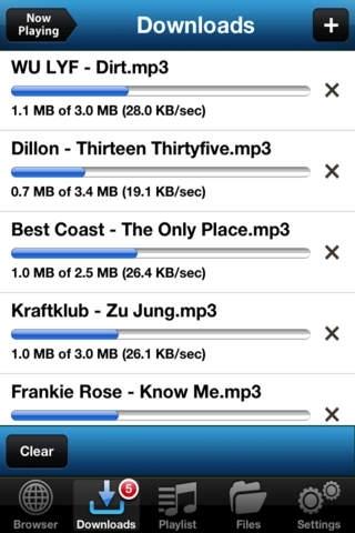 Free Music Downloader Lite - Downloader & Player