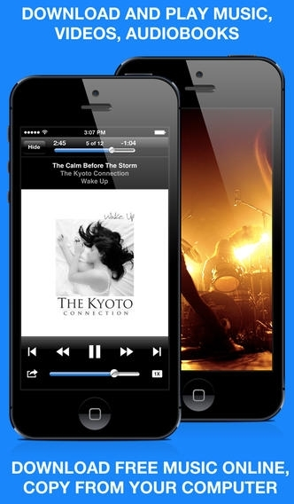 Free Music for iOS 7 - Downloader and Player app - Download songs, mp3 audio, video