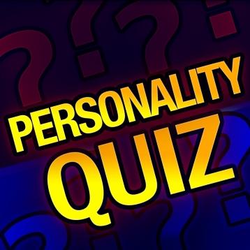 Free Personality Quiz