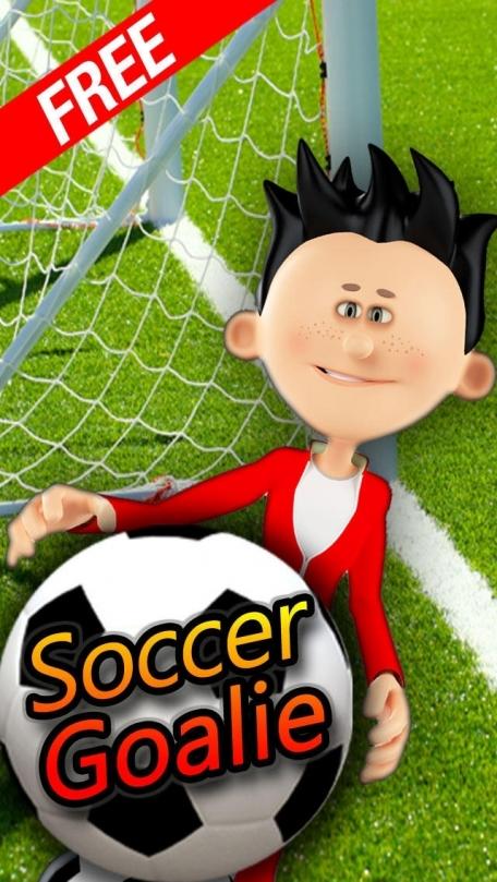FREE Soccer Goalie Game