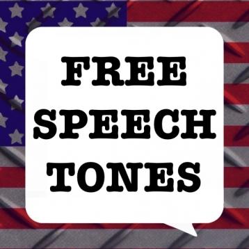 Free Speech Tones