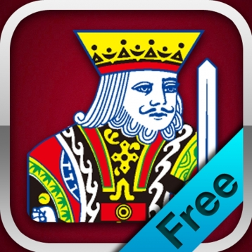 FreeCell free for iPad and iPhone