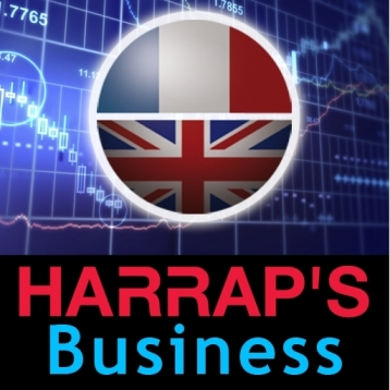 French Business dictionary Harrap