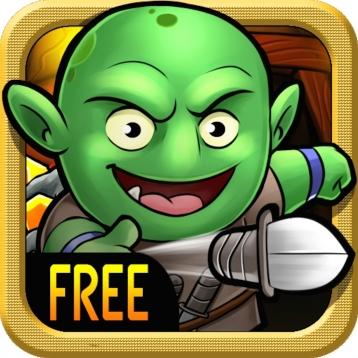 Friendly Ogre: Monster Runner HD, Free Game