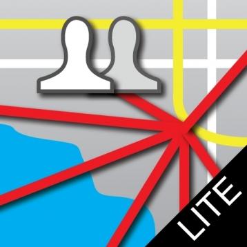 FriendsMapp Lite