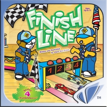 Frootbearer Series - The Finish Line