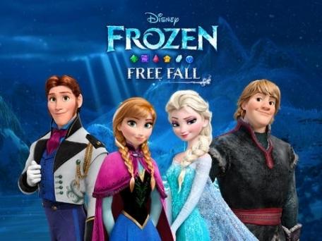 Frozen Free Fall