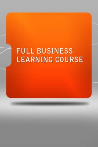 Full Business Learning course.
