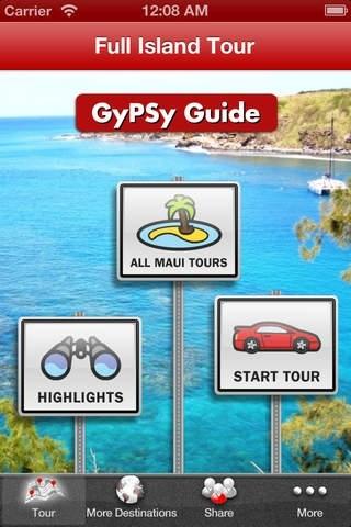 Full Maui GPS Driving Tour