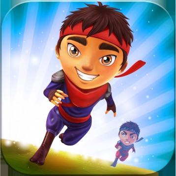 Fun Race Ninja Kid - by Fun Games For Free
