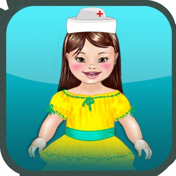Funny Baby Girl Doctor - Escape the room Baby Care