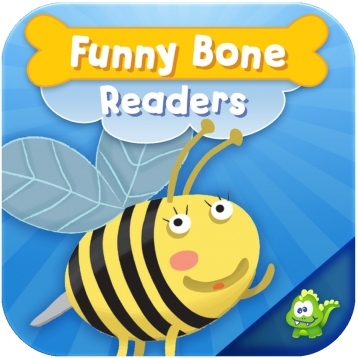 Funny Bone Readers - Interactive Kids Books