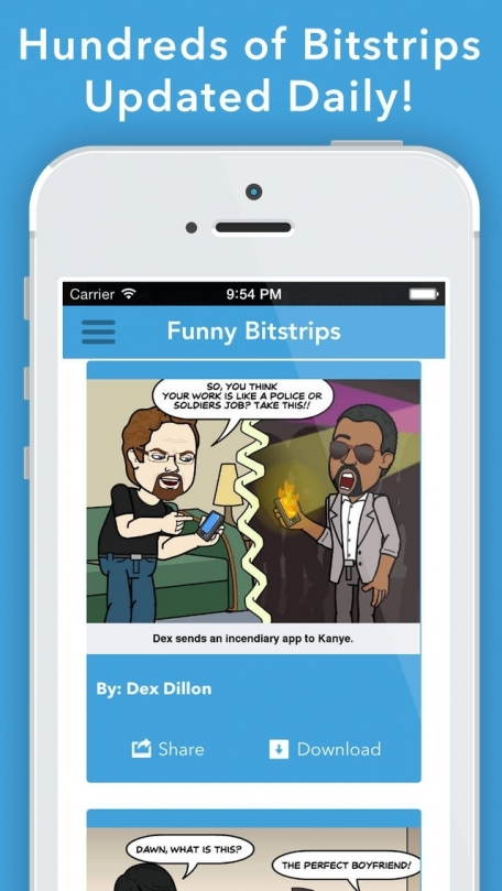 Funny Cartoon Strips and Photos - Download The Best Bit Comics