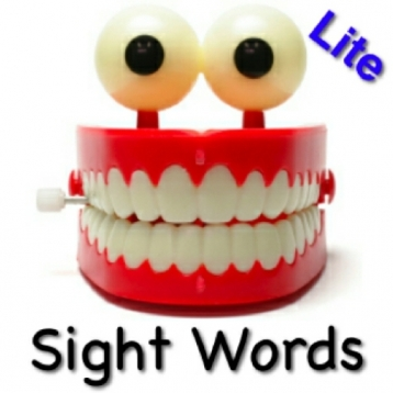 Funny Flash Cards - Sight Words - Nouns - Lite