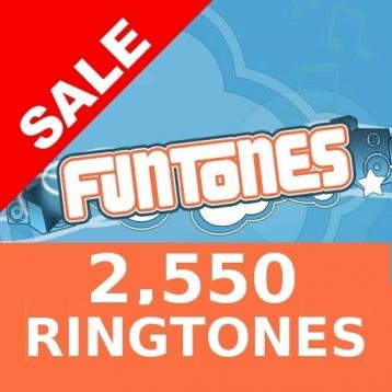 FunTones - 2,000 Funny Ringtones