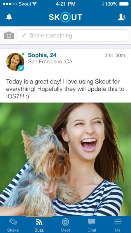 Skout - Meet, Chat, Friend