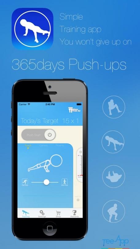 365days Push-ups