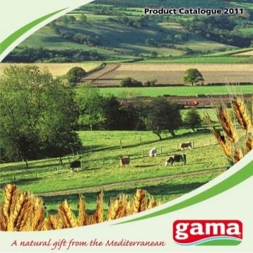 Gama Ltd(UK) - Product Catalogue