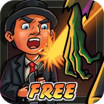 Gangstar vs Zombies: Halloween City HD, Free Game