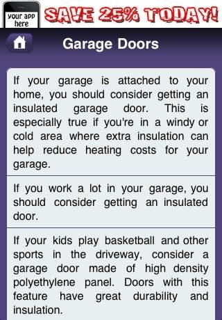 Garage Door Tips by ProDoor.com