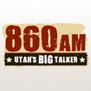 860AM Utah\'s BIG Talker