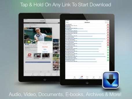 iDownloader - Downloads and Download Manager