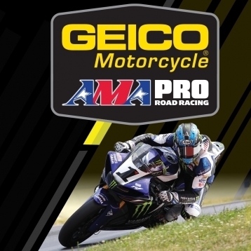 GEICO Motorcycle AMA Pro Road Racing