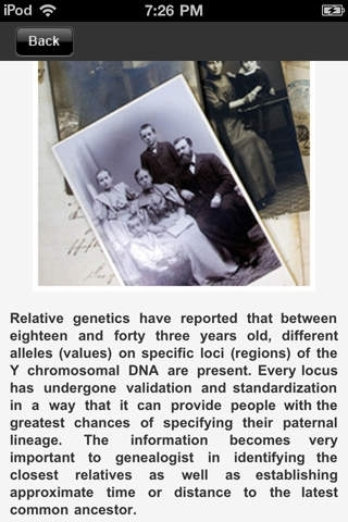 Genealogy - Trace Your Ancestry