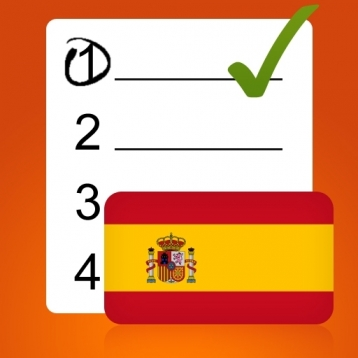 Gengo Quiz - Spanish (Lower Intermediate)