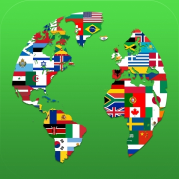 GeoChallenge - Flags, Countries, States & Capitals Geography Quiz