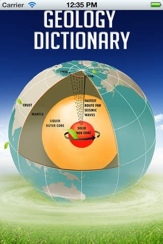 Geology Dictionary & Challenger Quiz
