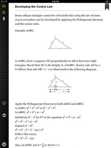 Geometry Study Guide by Top Student - Help and tutoring for high school.