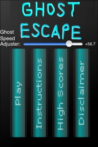 Ghost Escape - GPS Game