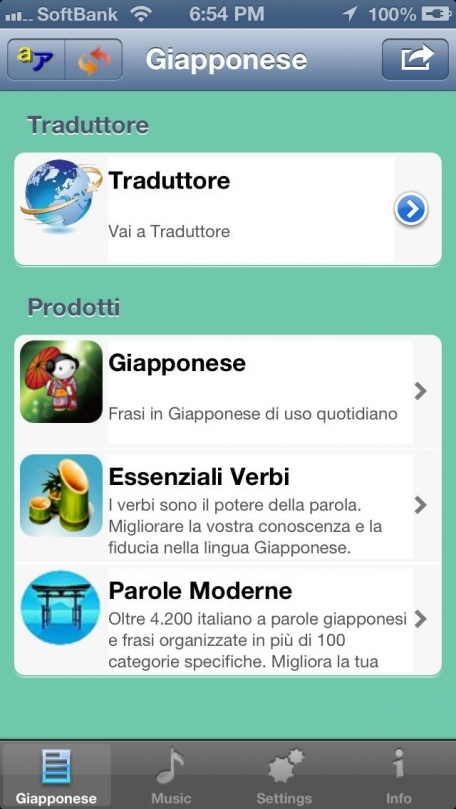 Giapponese - Talking Italian to Japanese Phrase Book - JEsprime